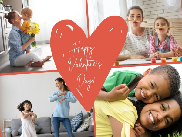 4 WAYS TO MAKE YOUR CHILD FEEL LOVED ON VALENTINE'S DAY & EVERYDAY
