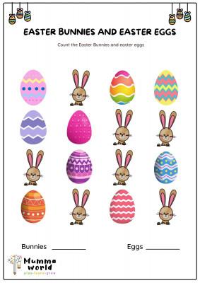 Easter Worksheets