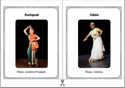 Different Dance Forms Around The World - Flashcards