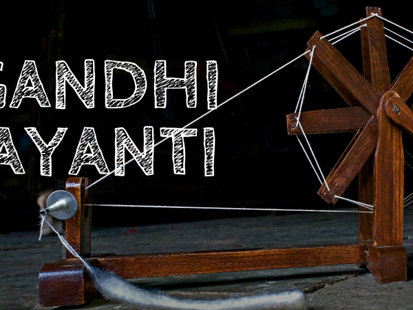 10 Things to do with kids on Gandhi Jayanti
