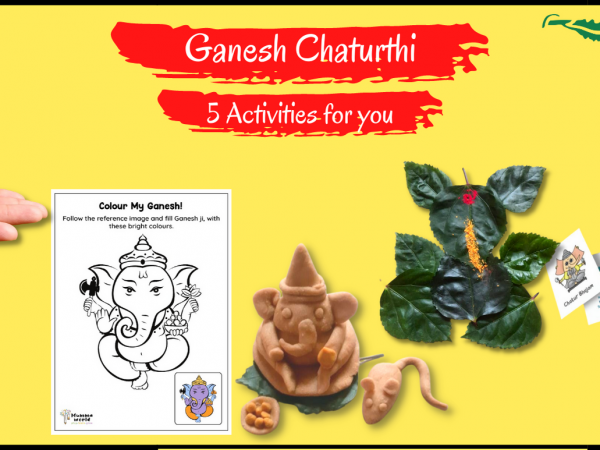 5 Activities to do with your kids this Ganesh Chaturthi