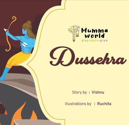 Ramayana Story For Kids | Dussehra Story For Kids - Mummaworld.com